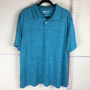 Haggar Polo Golf / Tennis Shirt XL